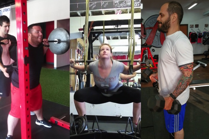 austin personal trainers